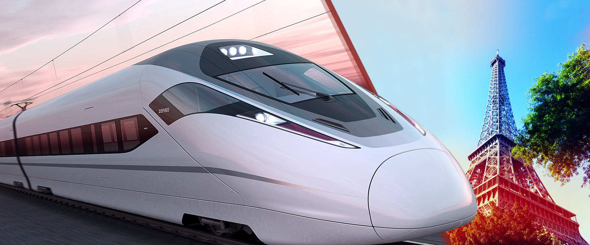 Start-Up Train From Paris to EuraTech