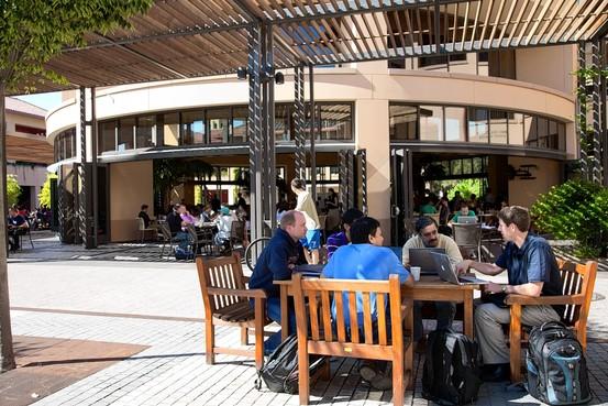 WHERE: Arbuckle Café Stanford GSB